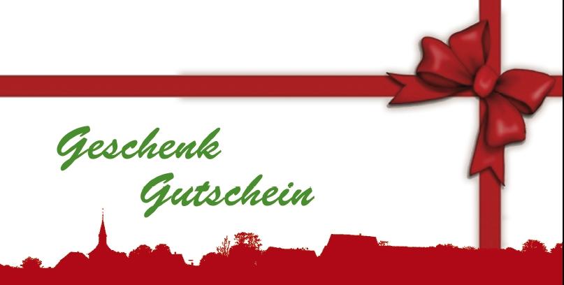 Cover Geschenkgutschein